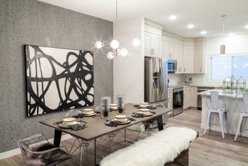 Dining Area In Daytona Home Chappelle Gardens 2