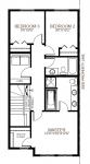 Morrison Homes Linden upper floor