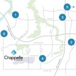 Chappelle Gardens Services Map