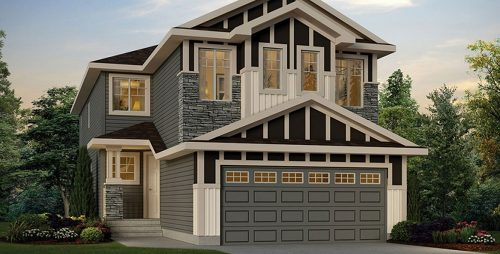 Sterling Homes Thomas Exterior