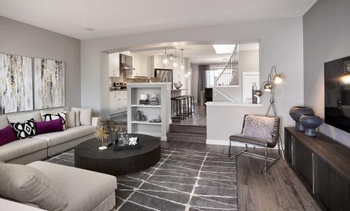 Seton Brookfield Residential Belvedere 3 Seton Living Room