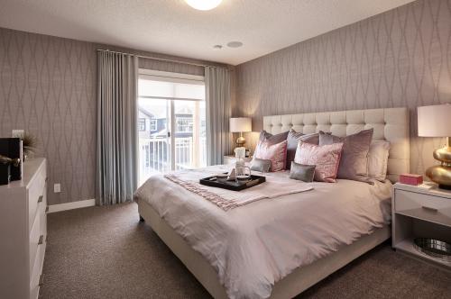 Seton Brookfield Residential Belvedere 3 Seton Master Bedroom