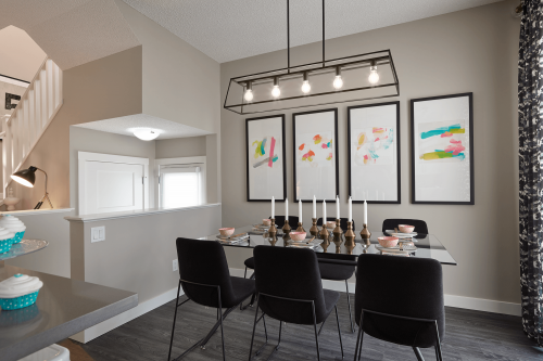 Seton Brookfield Residential Seton Linden Dining Room