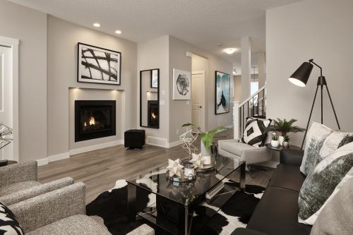 Seton Brookfield Residential Seton Wicklow Living Room
