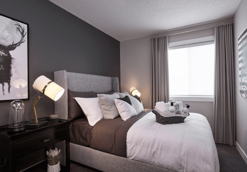 Seton Brookfield Residential Seton Wicklow Master Bedroom