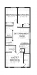 Seton Brookfield_Carlilse2_Upper_Floorplan