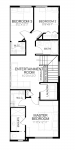 Seton Brookfield_Linden_Main_Upper_Floorplan