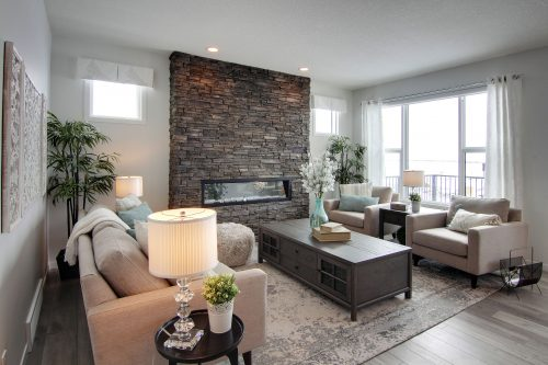 Bellevue Living Room Model In Seton