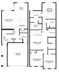 Seton Cedarglen Homes Bellevue SSY 24 Blacklines