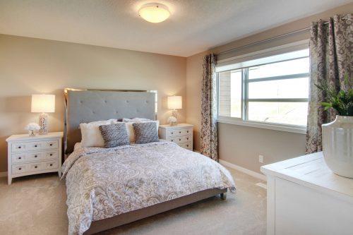 Brooks Master Bedroom Model In Seton