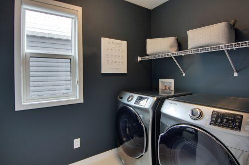 Coronation Laundry Room Model In Seton