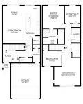 Seton Cedarglen Homes Coronation SSY 24 Blacklines