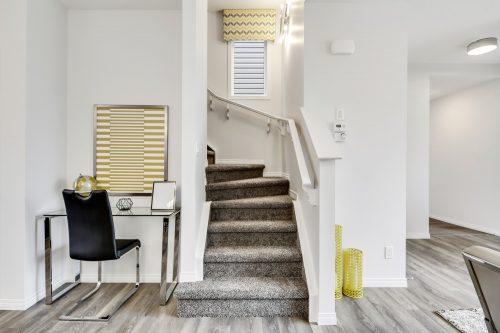 Bellview Stairway In Seton