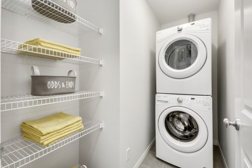 Bellview Laundry Room In Seton