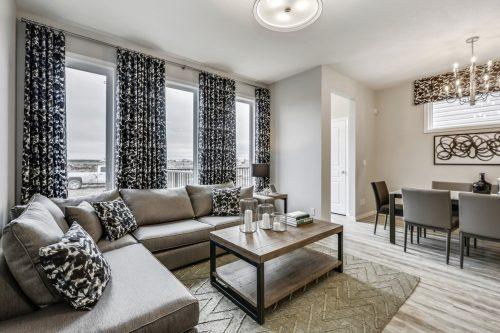 McKenzie Living Room In Seton