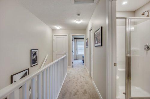 Newbury Hallway In Seton