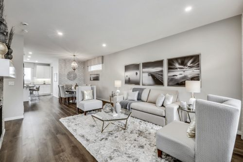 Rowan II Living Room In Seton