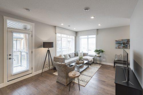 Seton Bergen – Living room