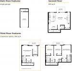 Seton Seton Townhomes – FERRERA floorplan
