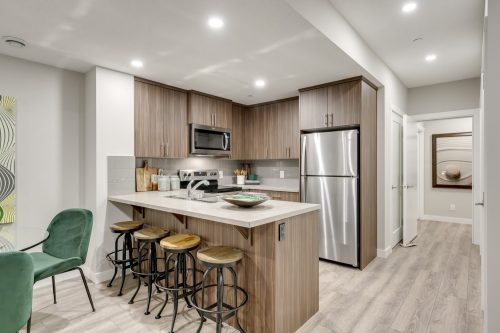 Seton [Brookfield Residential] [Carlisle 2][Seton][Basement suite 2 Kitchen]