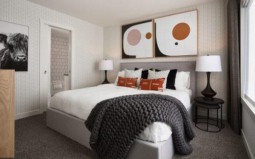 Seton The Sequoia – bedroom