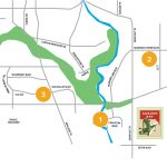Auburn Bay Shopping Map