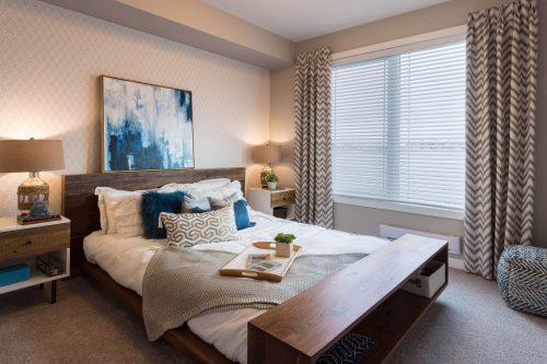 Kingston Master Bedroom In Regatta Auburn Bay