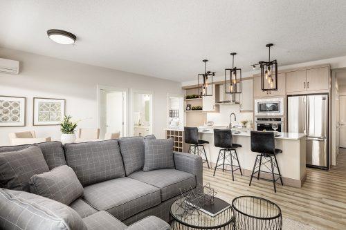 Cohen Living Room In Auburn Bay 1