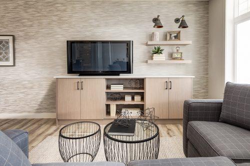 Living Room In Auburn Bay
