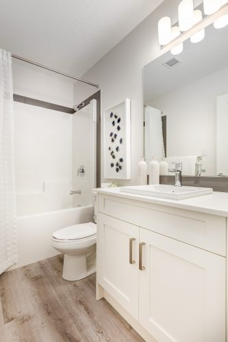 Curnoe Bathroom In Auburn Bay