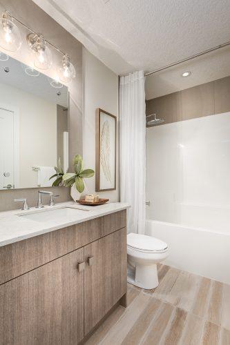 Logel Homes Findlay Bathroom In Auburn Bay