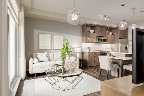 Findlay Living Room In Auburn Bay 2