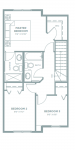 Auburn Bay Sienna_Upper_Floorplan