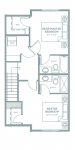 Auburn Bay Sienna_Upper_Option_Floorplan